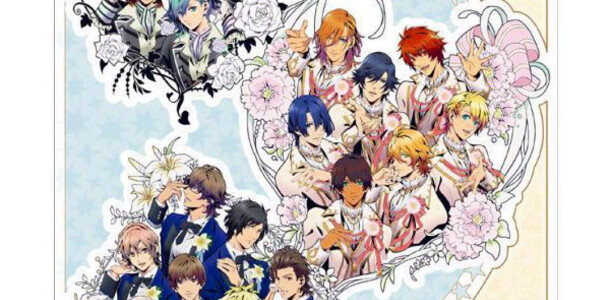 Трейлер для аниме фильма Uta no Prince Sama Maji Love Kingdom