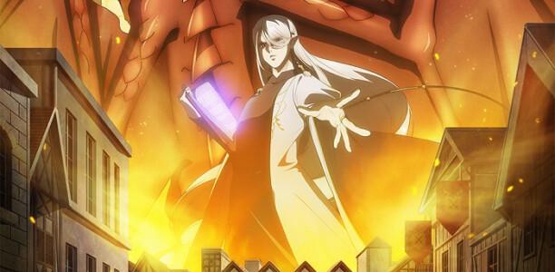 Новости для аниме Dragon Goes House-Hunting