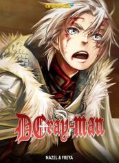 poster D.Gray-man Hallow