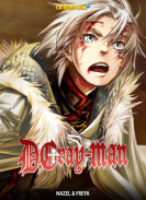 Постер D.Gray-man Hallow