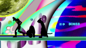 Скриншот аниме Космический Денди