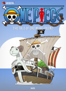 Постер One Piece Episode of Merry - The Tale of One More Friend