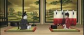 Скриншот аниме Легенда о Боге Они