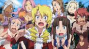 Скриншот аниме Иной мир – легенда Святых Рыцарей