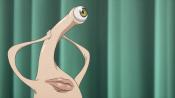Скриншот аниме Паразит