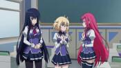 Скриншот аниме Инструктор кандидатов в воздушно-боевые маги