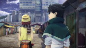 Скриншот аниме Пожиратель Богов
