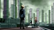 Скриншот аниме Активный рейд: Мобильная боевая дивизия, восьмой отряд