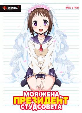 Постер аниме Okusama ga Seitokaichou! Plus!