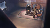 Скриншот аниме 5 сантиметров в секунду