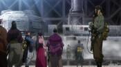 Скриншот аниме Кабанэри из стальной крепости