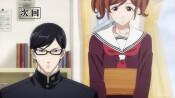 Скриншот аниме Да. Я Сакамото, а что?