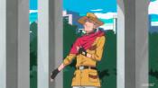 Скриншот аниме Бетонная революция: Сверхчеловеческая фантазия