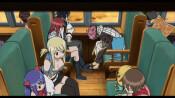 Скриншот аниме Сказка о Хвосте Феи: Жрица Жар-птицы