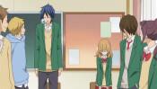Скриншот аниме Любовь цыплёнка