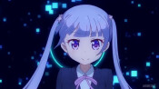 Скриншот аниме Новая Игра!