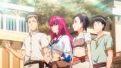 Скриншот аниме Заводной дух войны: Альдерамин в небе