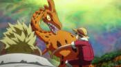 Скриншот аниме Ван пис: Золотое сердце