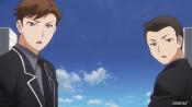 Скриншот аниме Код Квалидеи