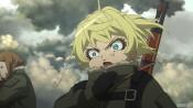 Скриншот аниме Военная хроника маленькой девочки