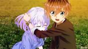 Скриншот аниме Пожимая руку