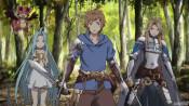 Скриншот аниме Фантазия Гранблю