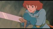 Скриншот аниме Навсикая из Долины Ветров