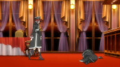 Скриншот аниме Кровь Триединства