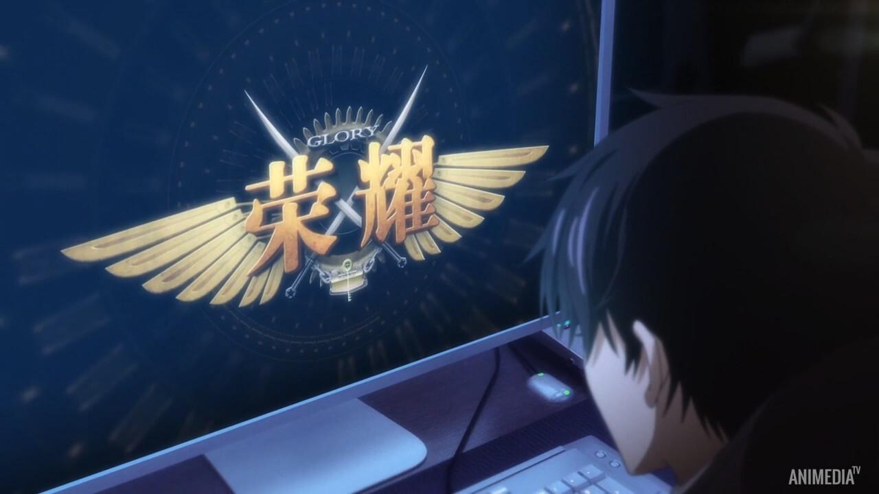 Скриншот *Триумф онлайн: Аватар короля / Quan Zhi Gao Shou [Сезон 1, Серия 1-12 из 12] 2017*
