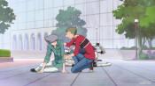Скриншот аниме Атом: Начало