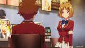 Скриншот аниме Добро пожаловать в класс превосходства