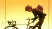 Скриншот аниме Трусливый велосипедист: Запасной велосипед