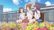Скриншот аниме Нас всегда разделяли 10 сантиметров