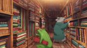 Скриншот аниме Хакумэй и Микоти
