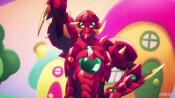 Скриншот аниме Старшая школа DxD: Герой