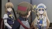 Скриншот аниме Убийца гоблинов