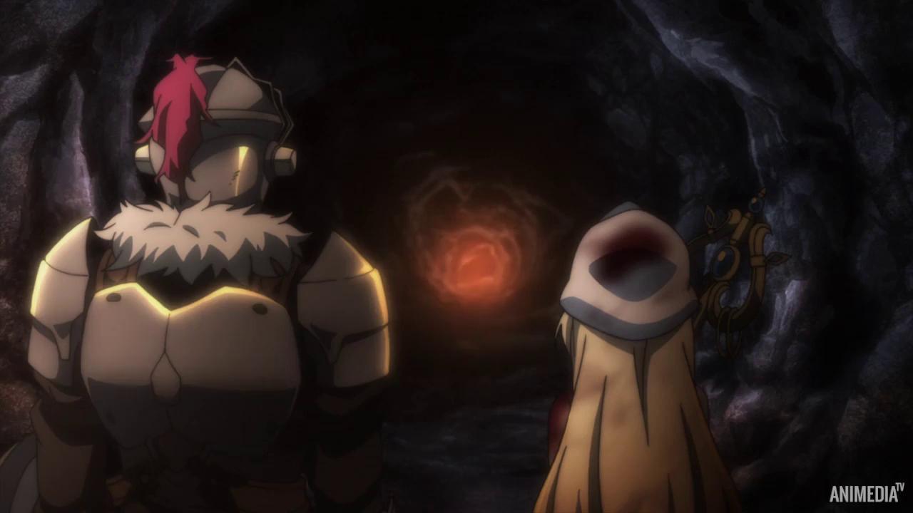 Скриншот *Убийца Гоблинов / Goblin Slayer [Сезон 1, Серия 1-12 из 12] 2018*