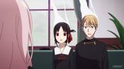 Скриншот аниме Госпожа Кагуя: в любви как на войне