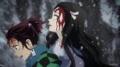 Скриншот аниме Клинок, рассекающий демонов