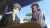 Скриншот аниме Корзинка фруктов