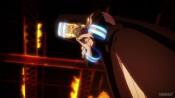Скриншот аниме Пламенная бригада пожарных