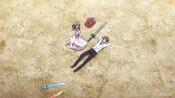 Скриншот аниме Ты же любишь мамочку, удары которой бьют по площади двойным уроном?