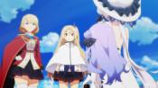 Скриншот аниме Лазурный путь