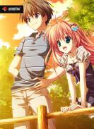 Постер Hoshizora e Kakaru Hashi