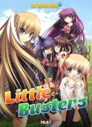 Постер Little Busters!