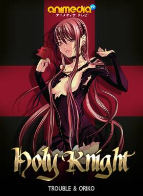 Постер аниме Святой рыцарь