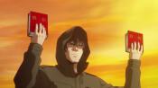 Скриншот аниме Такса и Ножницы