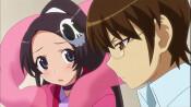 Скриншот аниме Одному лишь Богу ведомый мир