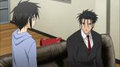 Скриншот аниме Детектив оборотень Инаба