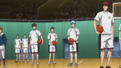 Скриншот аниме Баскетбол Куроко